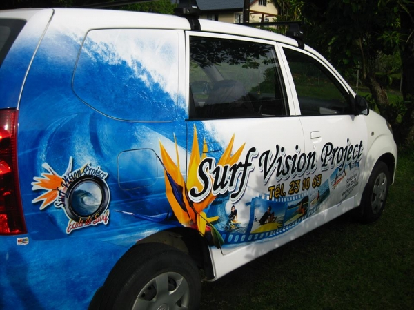 Surf Vision Project