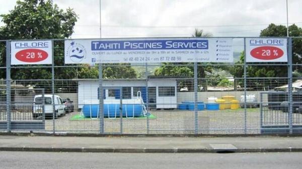 Tahiti Piscines Services