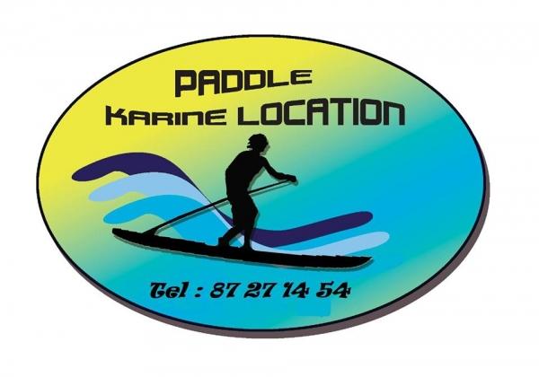 Paddle karine location